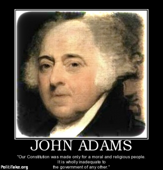 pics for john adams quotes on religion. Black Bedroom Furniture Sets. Home Design Ideas
