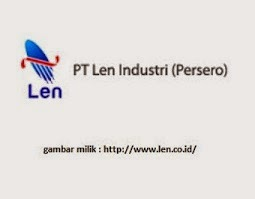 Lowongan Kerja BUMN PT LEN November 2014