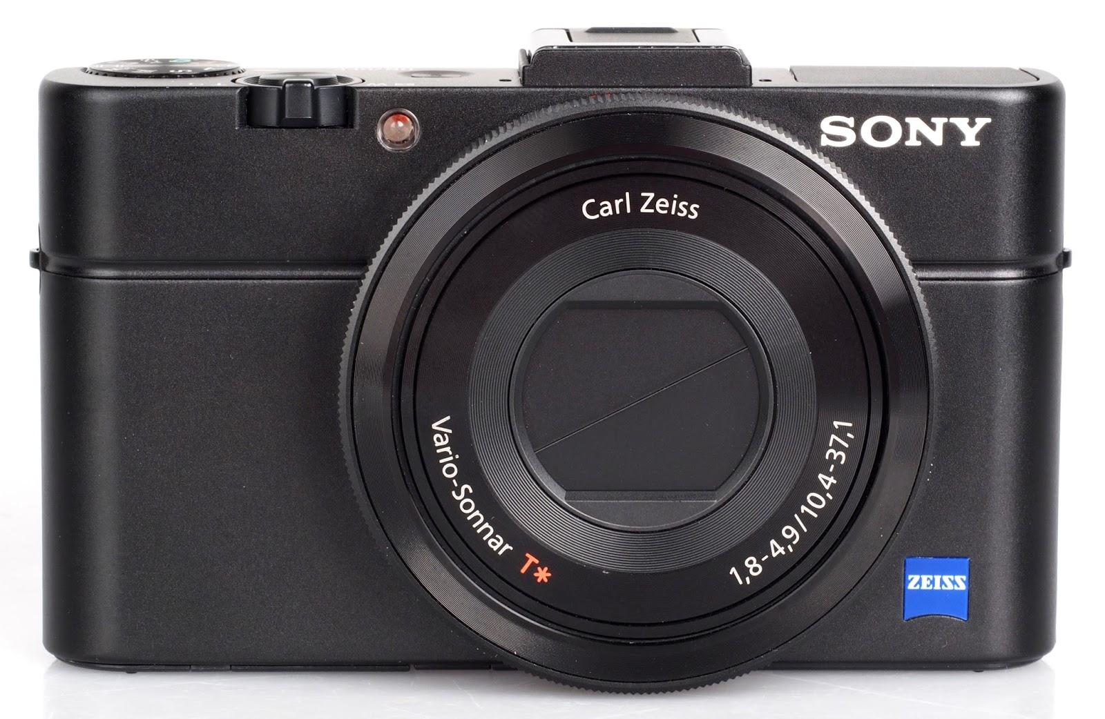 Sony CyberShot DSC-RX100 II with Zeiz lens. Image: ephotozine.com