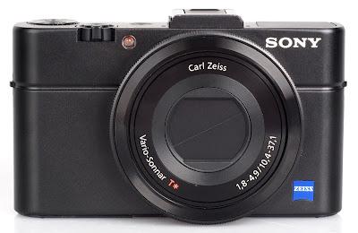 Sony CyberShot DSC-RX100 II with Zeiz lens, Wi-Fi, Android, NFC