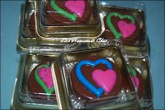 Coklat Oreo Berwarna