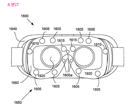 rumor  patent reveals positional tracking plus face