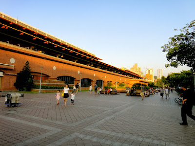 Tamsui Station in Taiwan