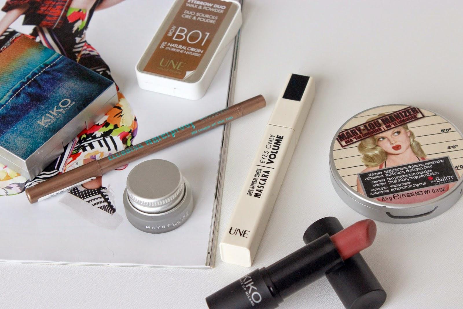 Tutorial nude makeup - Face & Eyes - Naked Basics