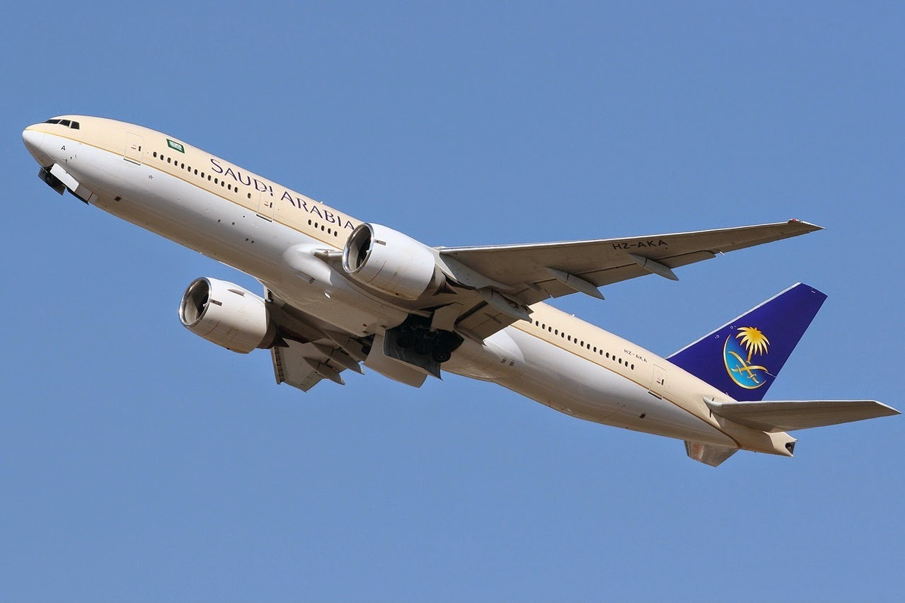 Saudi Airlines Free In Flight Wifi