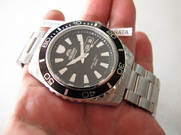 SOLD ORIENT MAKO2 BLACK DIAL - AUTOMATIC