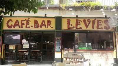Bar Levíes-El Tapeador