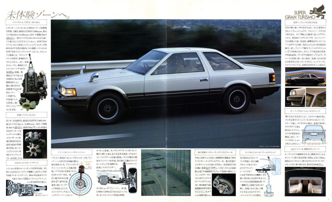 fender mirror, wing, lusterka na błotnikach, mocowane przy błotniku, japoński samochód, motoryzacja z Japonii, JDM, ciekawostki, oryginalne, oldschool, klasyki, nostalgic, stare, klasyczne, modele, dawne, auta, フェンダーミラー, 日本車, Toyota Soarer Z10, grand tourer