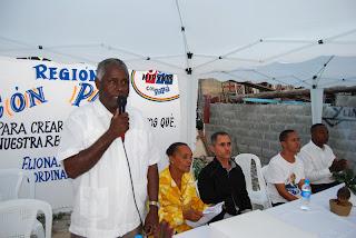 Comando de Campaña Mipymes con Papá inaugura local en los Frailes