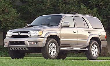 2002 Toyota 4runner Review & Owners Manual