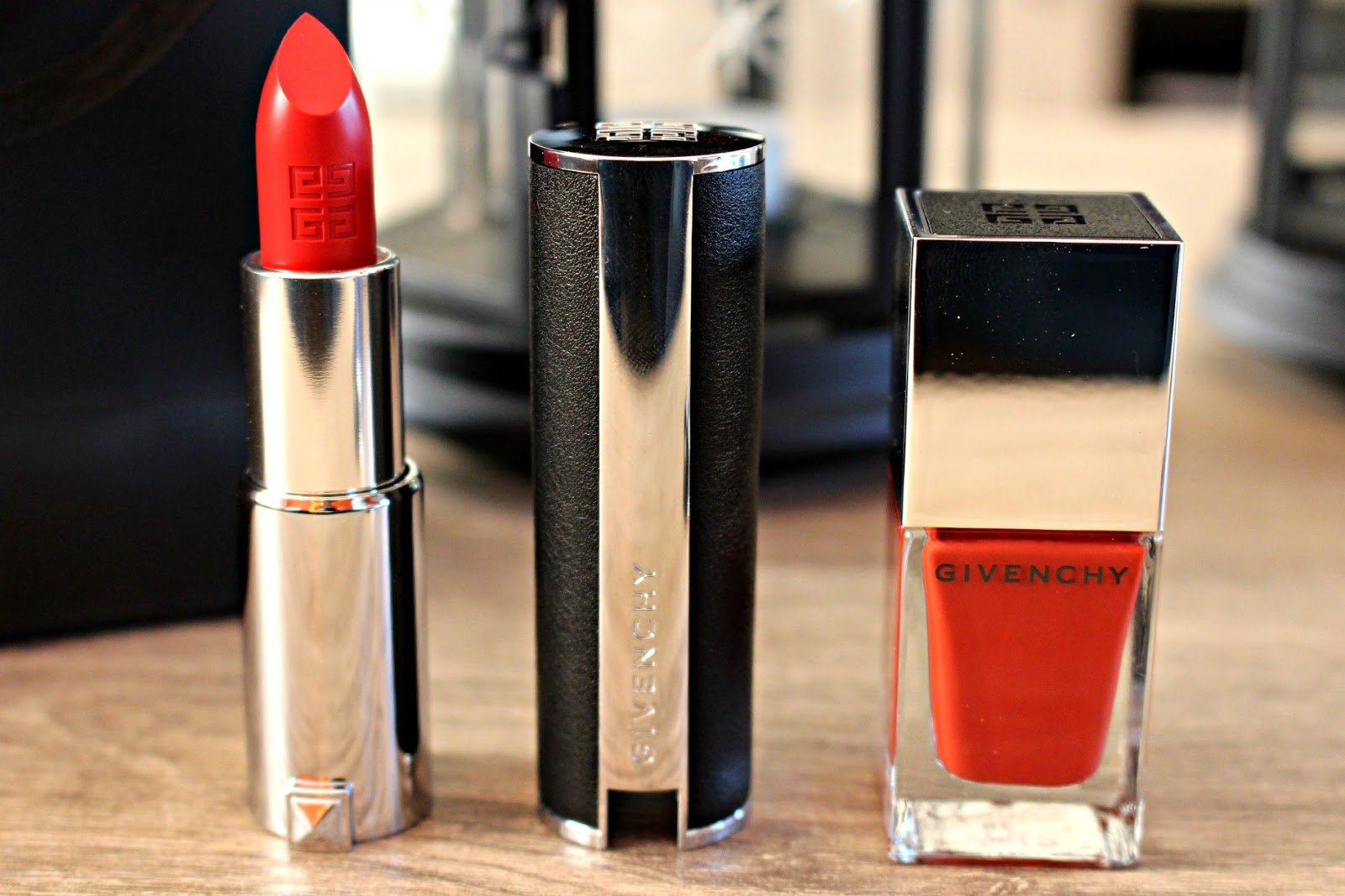 Givenchy Le Rouge Givenchy & Le Vernis Givenchy