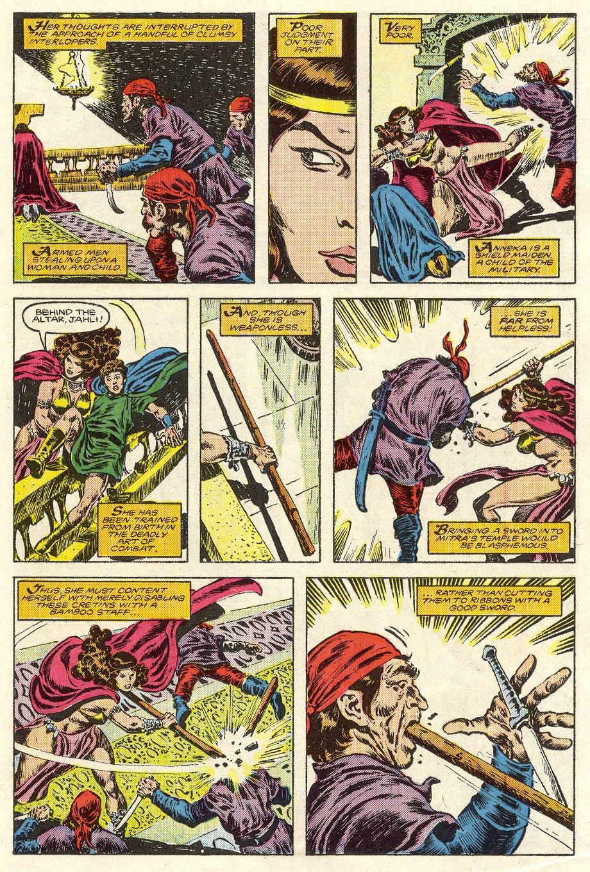 Conan the Barbarian (1970) Issue #187 #199 - English 14