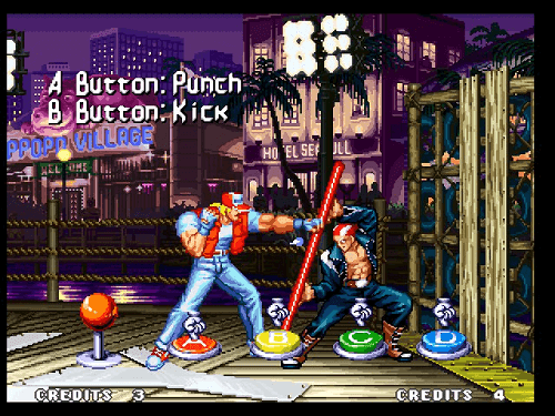Download Game NEO GEO PC Full Version 1