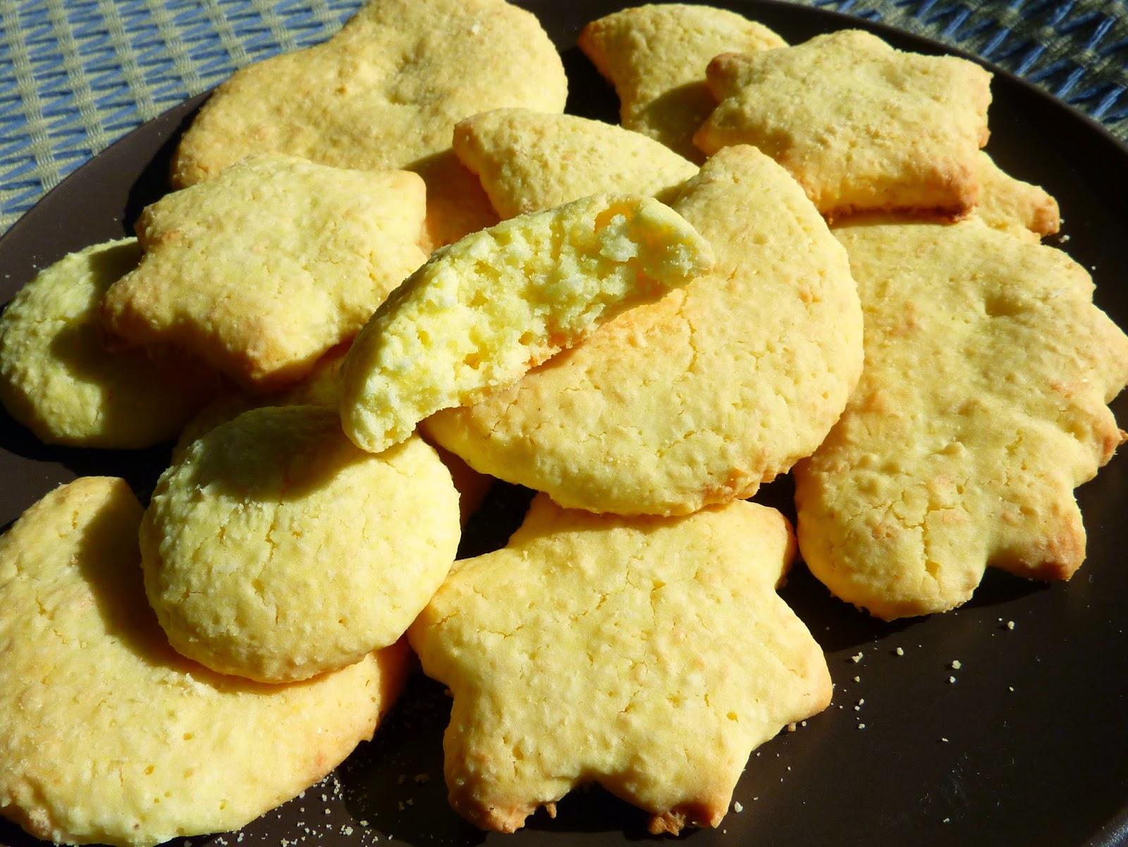 Receta: Galletas de coco, sin gluten ni lácteos