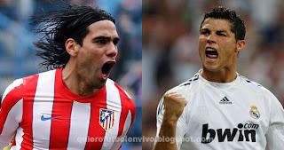 Derbi Atlético Madrid vs Real Madrid Jornada 33 Liga 2013