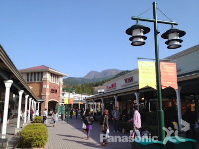 Tourism Gotemba in Japan