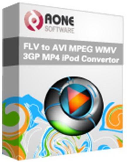 FLV to AVI MPEG WMV 3GP MP4 iPOD Converter (Serial keys)