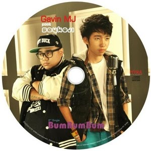 Gavin MJ Feat Saykoji - Bum Bum Bum