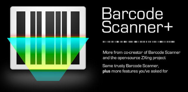Barcode Scanner+ (Plus) v1.12.2 Apk Miki