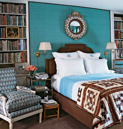 Bedroom on Turquoise Bedroom Ideas   Palatial Paint Colors   Decors Art