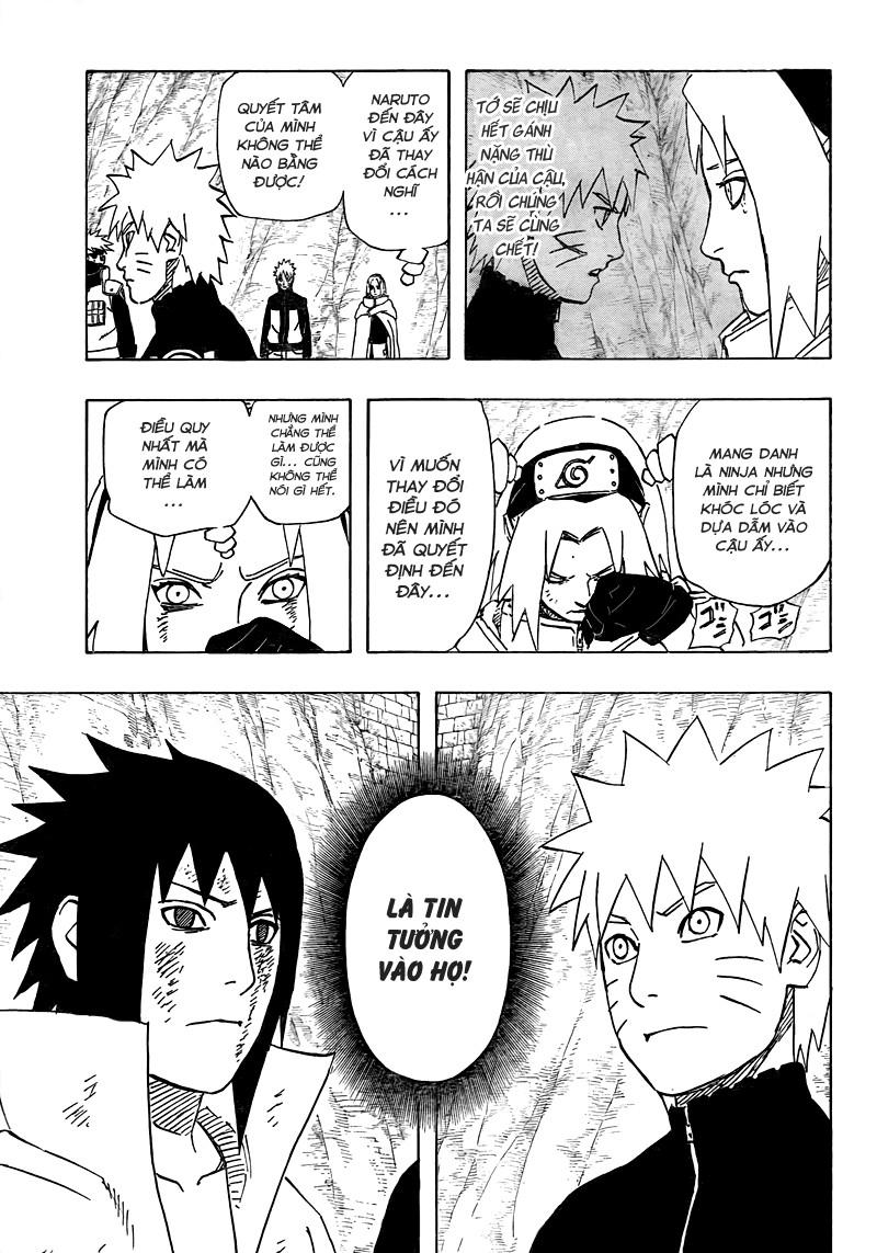 Naruto chap 487 Trang 3 - Mangak.info