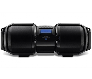 Radiograbadora Sharp GXBT9