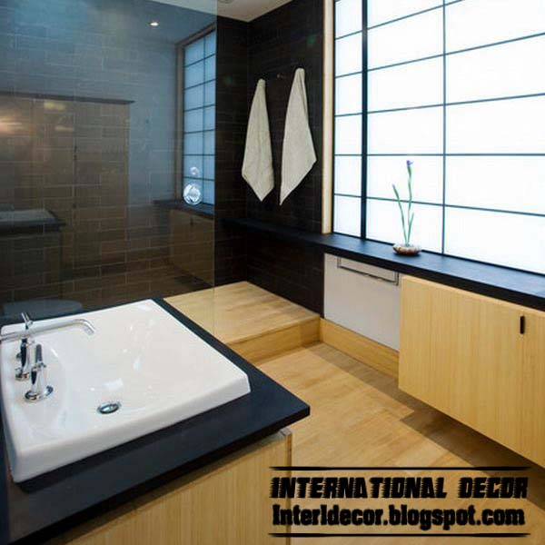 How to create japanese style bathroom top rules for Bathroom interior design rules
