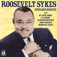 Roosevelt SYKES - Chicago Boogie
