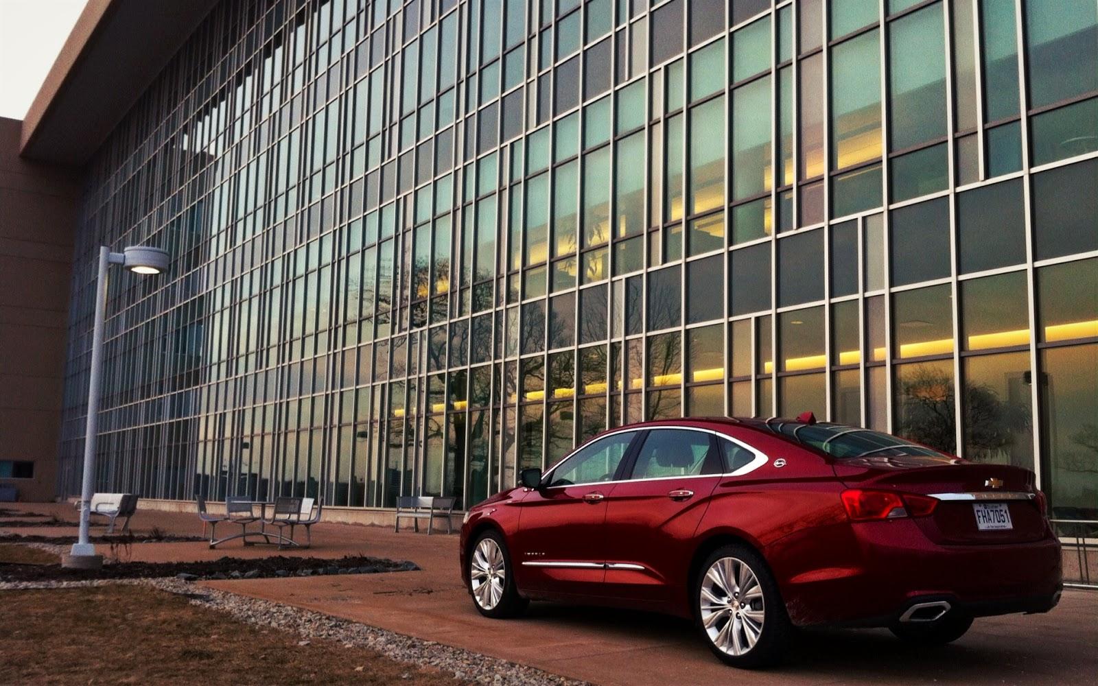 2014 Chevrolet Impala LTZ NSCC Waterfront