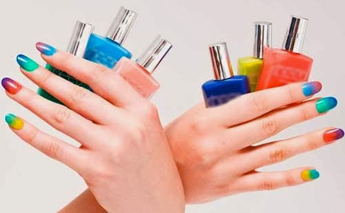 Como aplicar el esmalte de uñas paso a paso