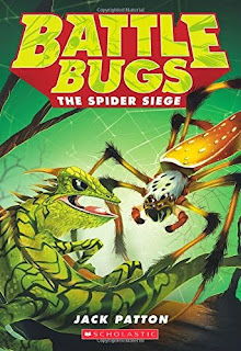 Battle Bugs: The Spider Siege