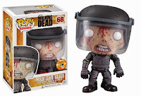 Funko Pop! Prison Guard Walker Yard Bloody
