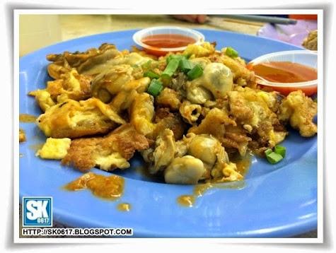 Penang Street Food - Oh Chien