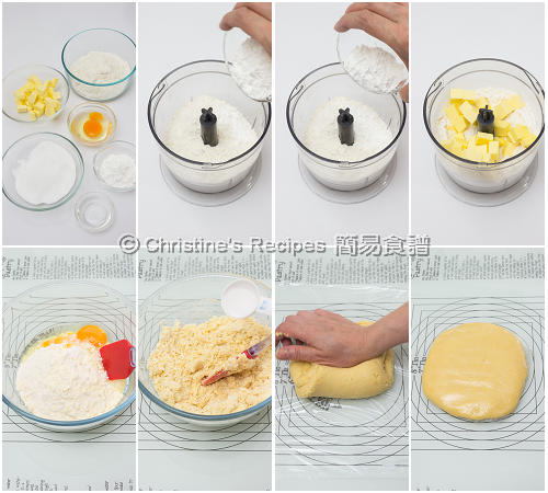 How To Make Cheese Tarts01