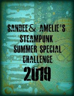 SanDee & Amelie's Steampunk Challenges