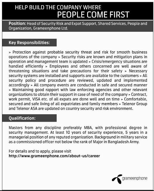 All Newspaper Jobs In Bangladesh December 2013