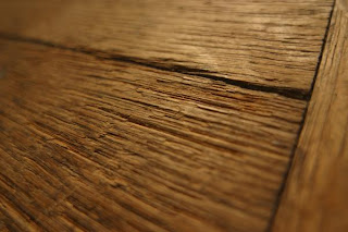 hardwood flooring gaps