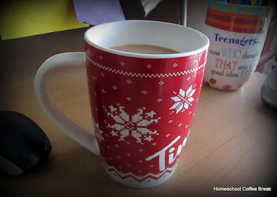 A Snow Day PhotoJournal on Homeschool Coffee Break @ kympossibleblog.blogspot.com