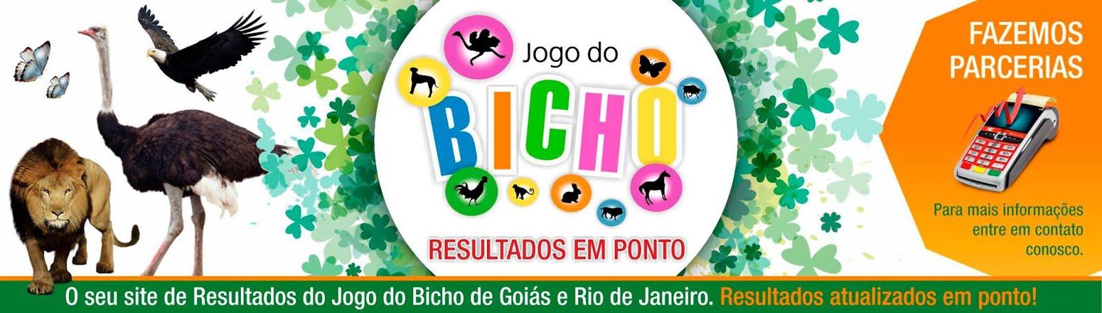 JOGO DO BICHO-RESULTADOS EM PONTO