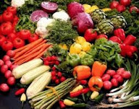 Raw vegetables help reverse Type 2 diabetes.