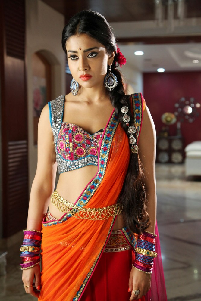 Shreya Hot Photos In Pavitra Movie