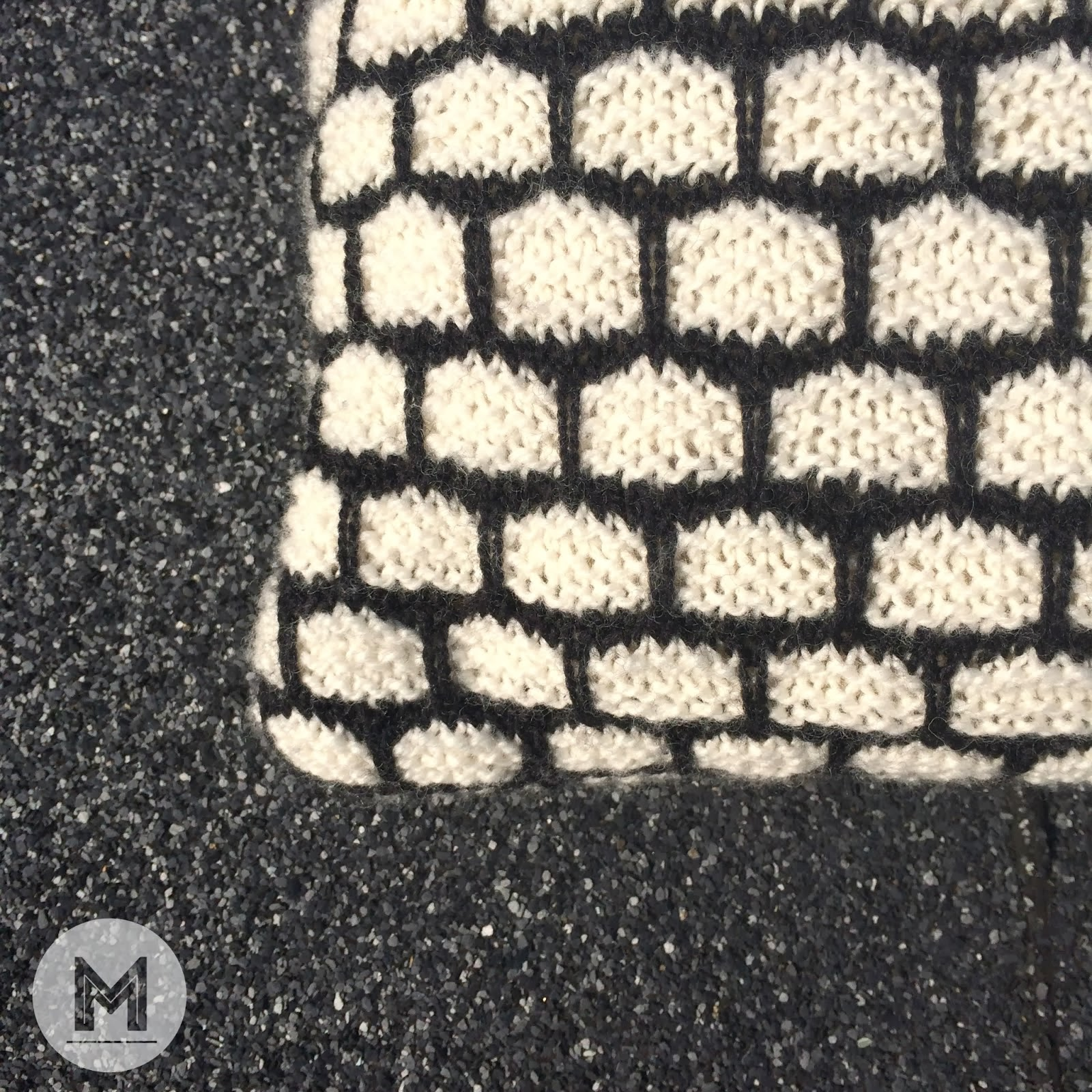 Easy knitting patterns from Trine Kok, Meraki. (danish)