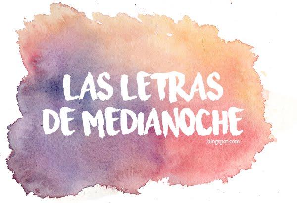 Las Letras De Medianoche; Literatura Juvenil
