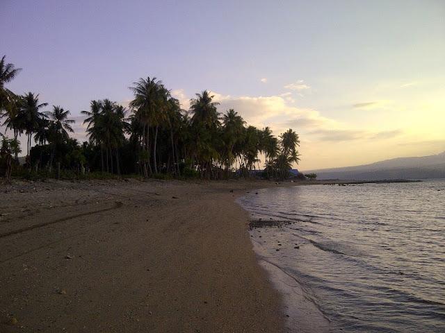 Pantai Kolo, Pantai Favorit di Kota Bima