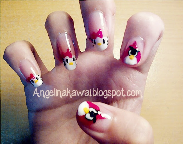Gambar Nail Art Simple Joy Studio Design Gallery Best