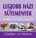 Megjelent a Legjobb házi sütemények  könyv!