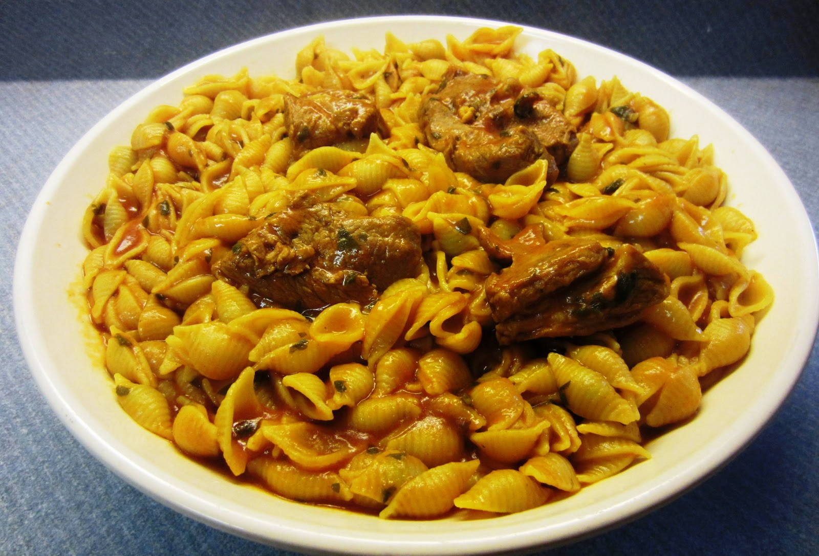 Ummobaidah cooks libyan makarona easy delicious traditional libyan pasta dish forumfinder Gallery