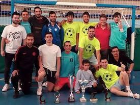 Transportes Juan, campeón de la Copa de Arévalo de fútbol sala