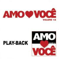 Amo Voc� - Cole��o Amo Voc� Vol. 08 (Playback)