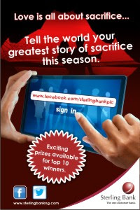 Sterling Bank Story of Sacrifice